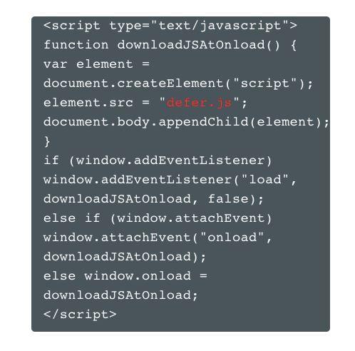 بارگذاری JavaScript
