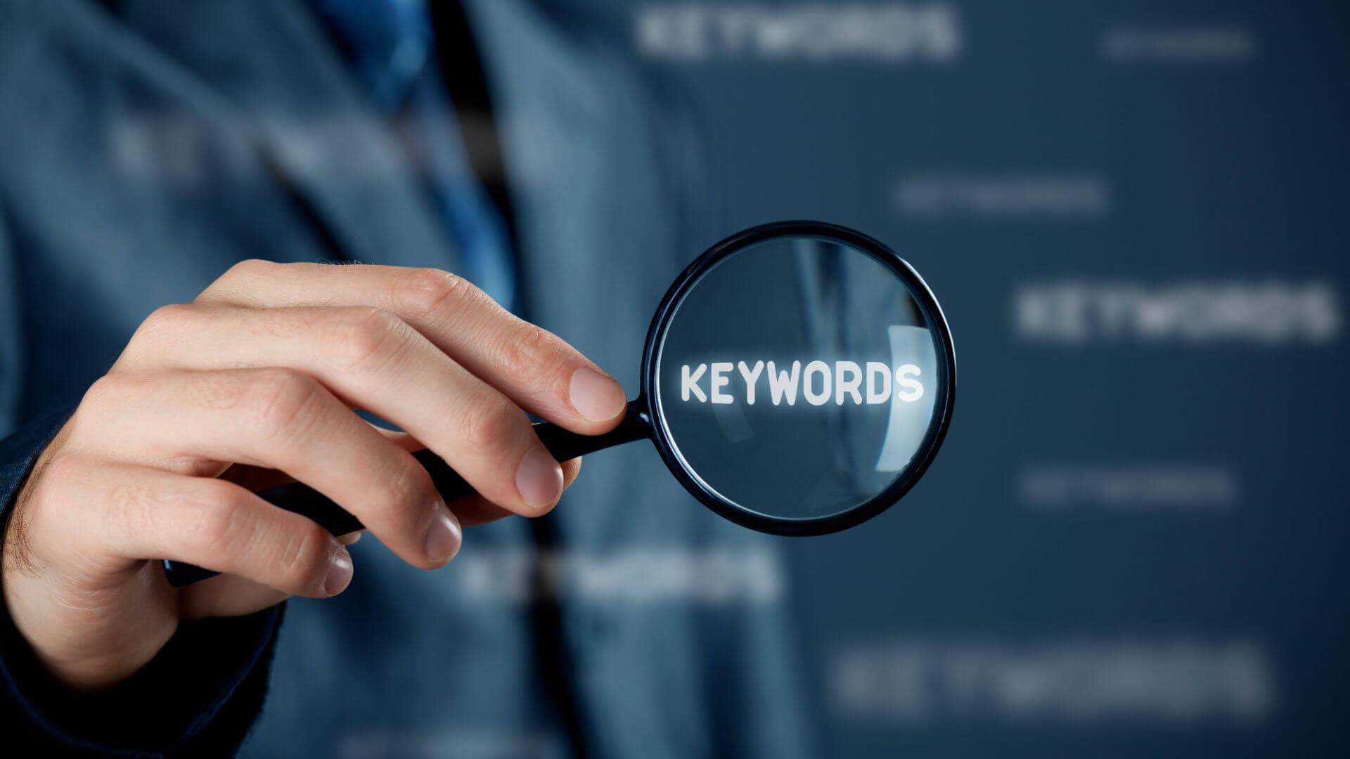 چگالی کلمات کلیدی