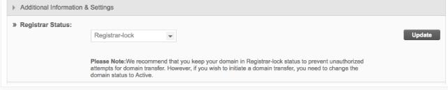 registrar status