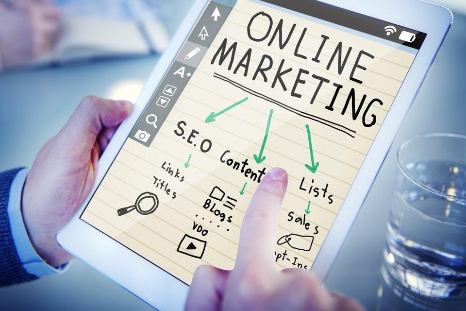 استراتژی بازاریابی SEO