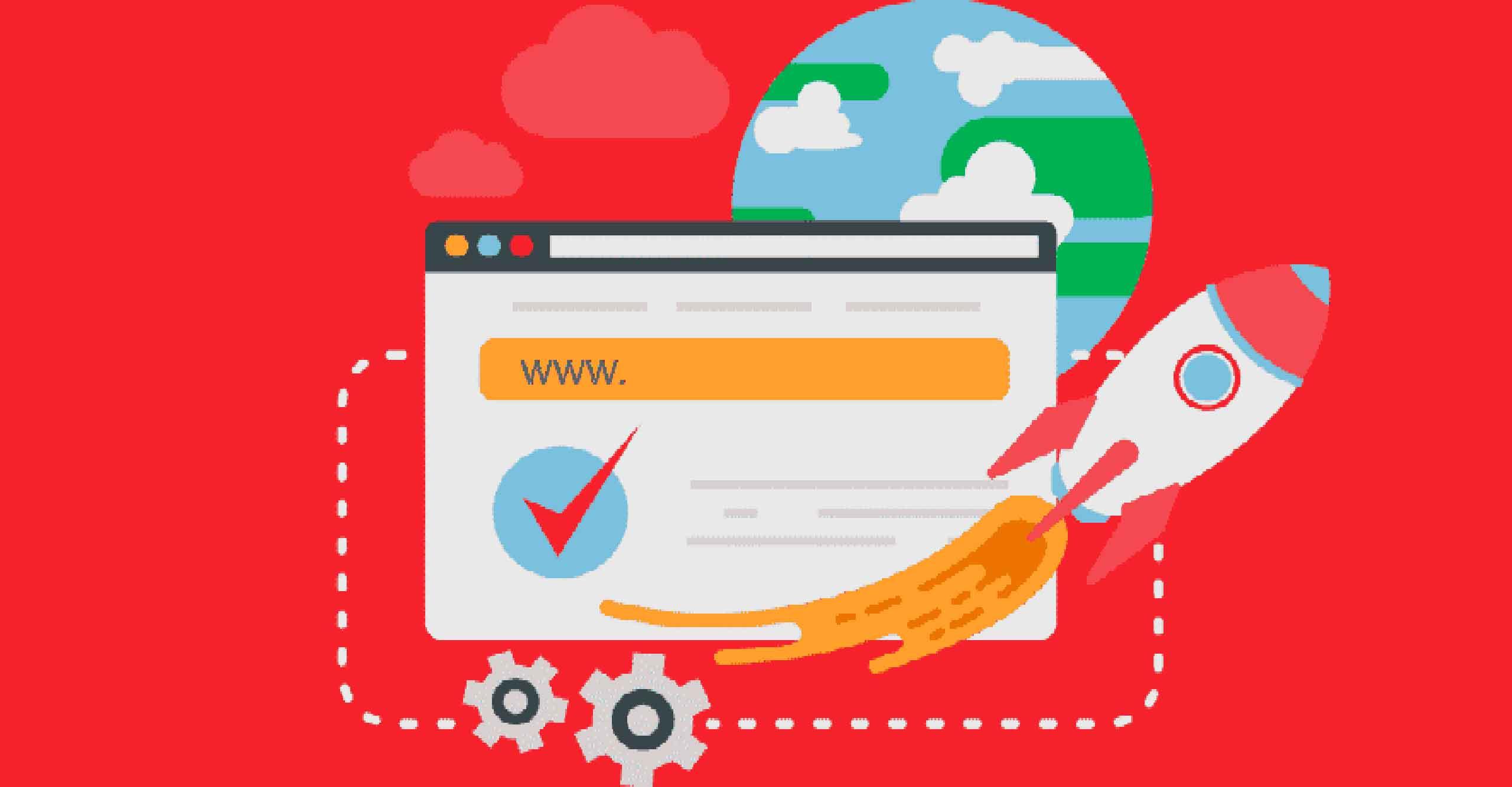 نقش سرعت وبسایت در بهینه سازی سایت