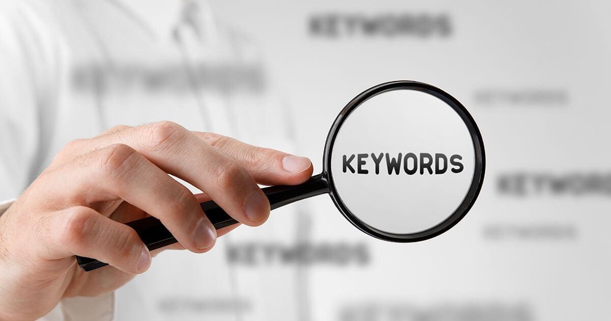 نحوه یافتن و انتخاب کلمات کلیدی برای وب سایت شما